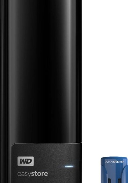 10TB WD Easystore external USB 3.0 hard drive + 32GB USB flash drive for $170