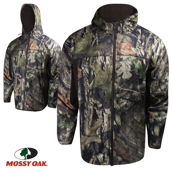 Mossy Oak performance fleece hoodie for $19, free shipping
