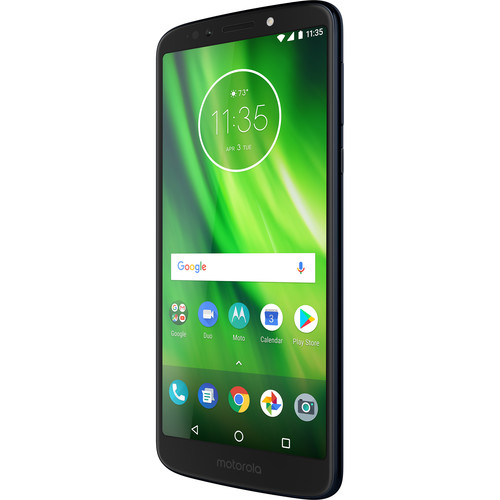 Moto G6 Play 32GB unlocked smartphone for $165