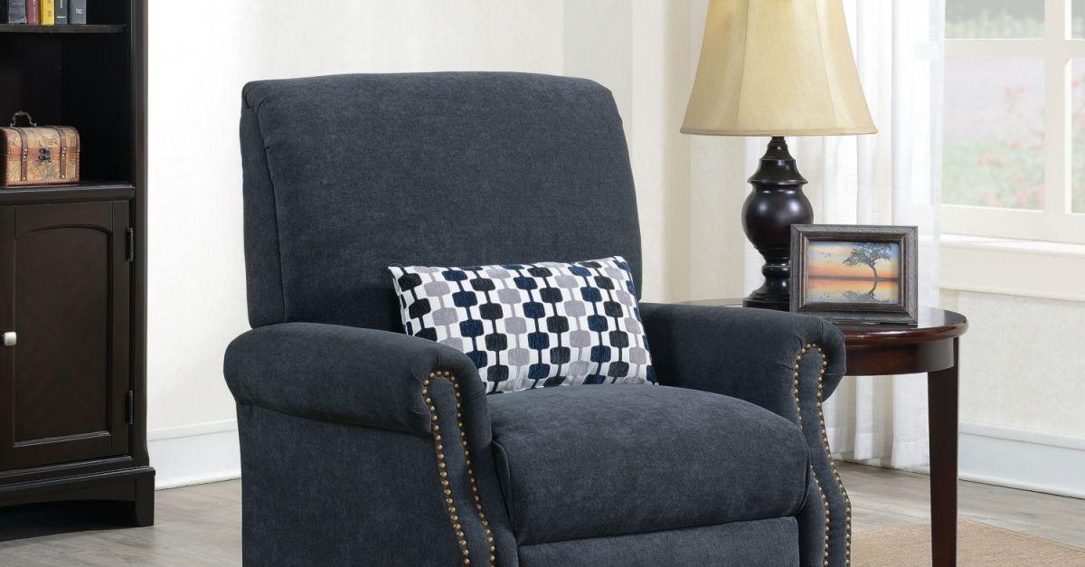 Conroe high leg recliner for $150