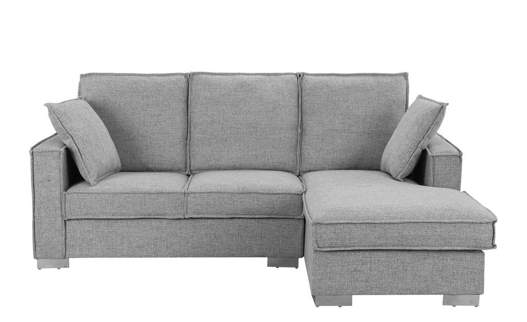 Sectional sofa for $246, free shipping - Clark Deals