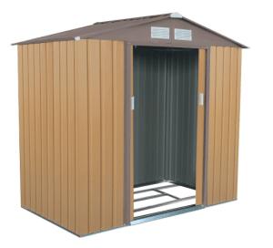 costway storage shed