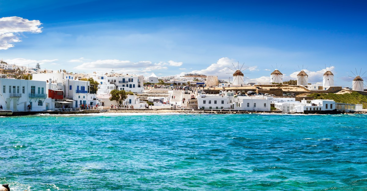 6-night Greece cruise with air, ferry & breakfast for $999