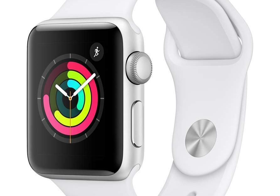Apple Watch Series 3 smartwatch preorder for $199