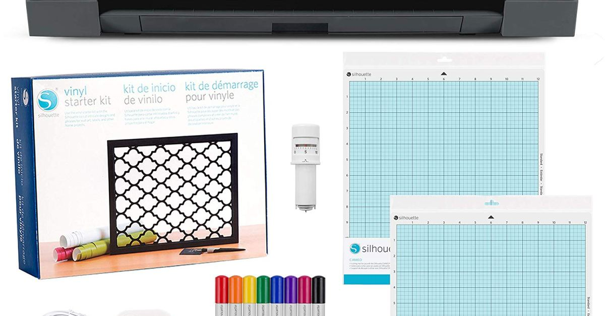 Today only: Silhouette Cameo 3 craft bundle for $200