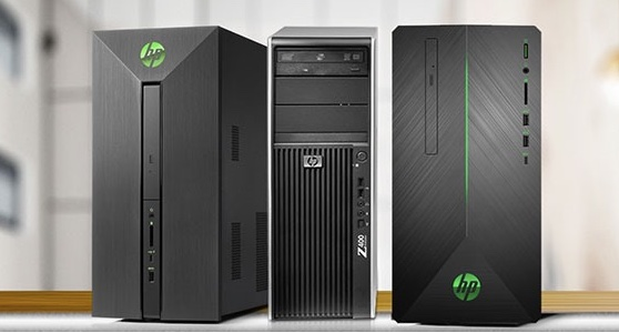 Today only: HP gaming desktops from $600