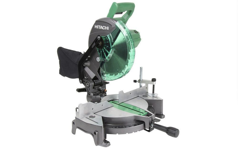 Refurbished Hitachi 10-in. compound miter saw for $66
