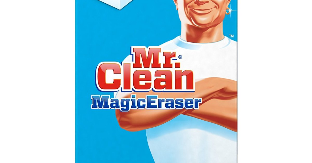 4-pack Mr. Clean magic erasers for $2.47