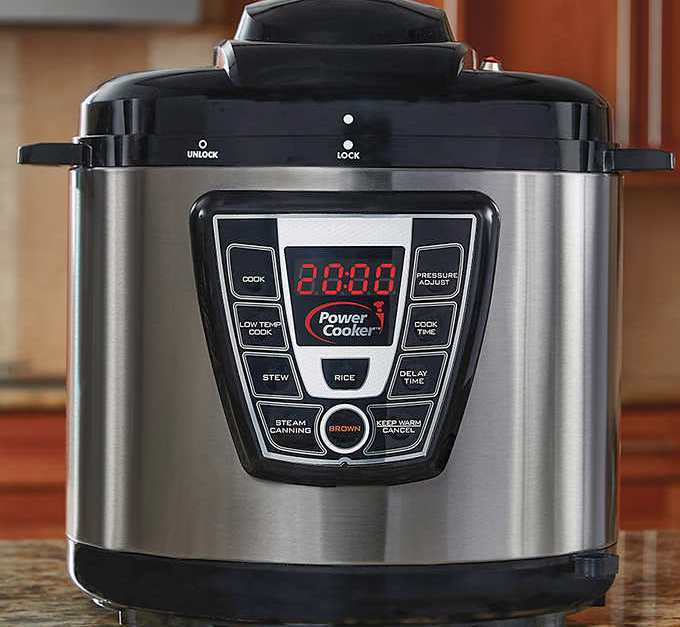 Costco members: 8-quart 9-in-1 pressure cooker for $40, free shipping