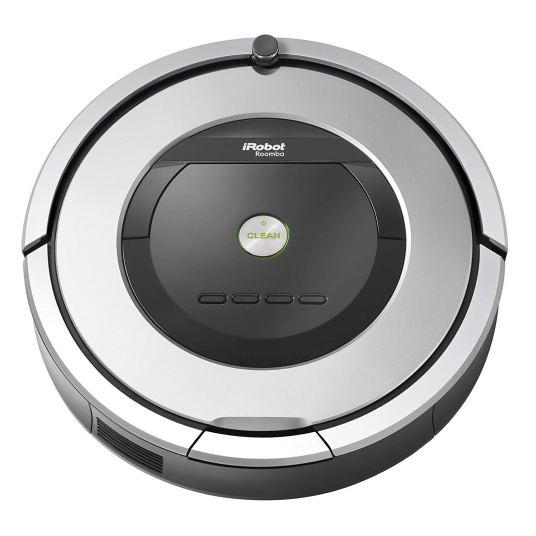 Refurbished iRobot Roomba 860 robotic vacuum for $153