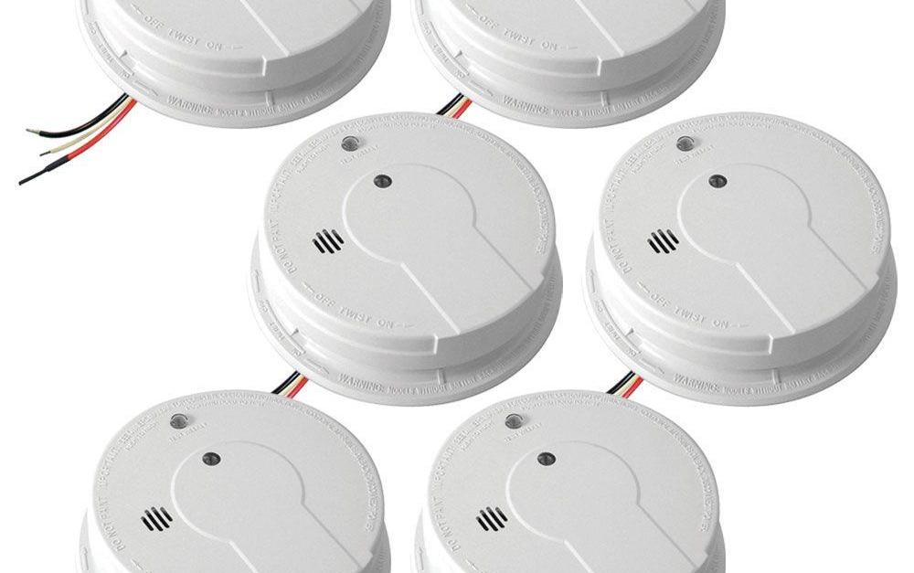 Today only: Save up to 23% on Kidde carbon monoxide & smoke detectors