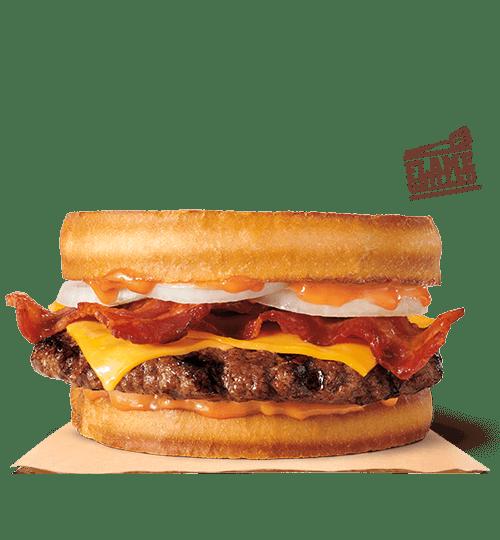 Burger King: Get the Sourdough King sandwich for 1 cent!
