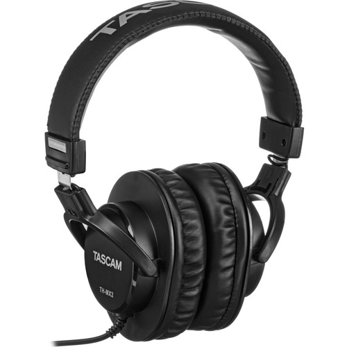 Today only: Tascam mixing headphones for $20, free shipping