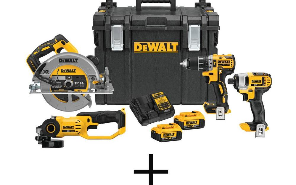 Today only: Save up to 55% on select power tools and tool sets