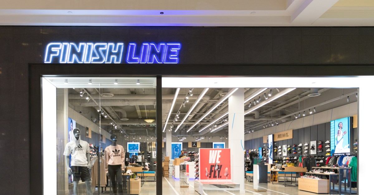 Finish Line coupons: Take 25% off select styles plus $10 off $60+