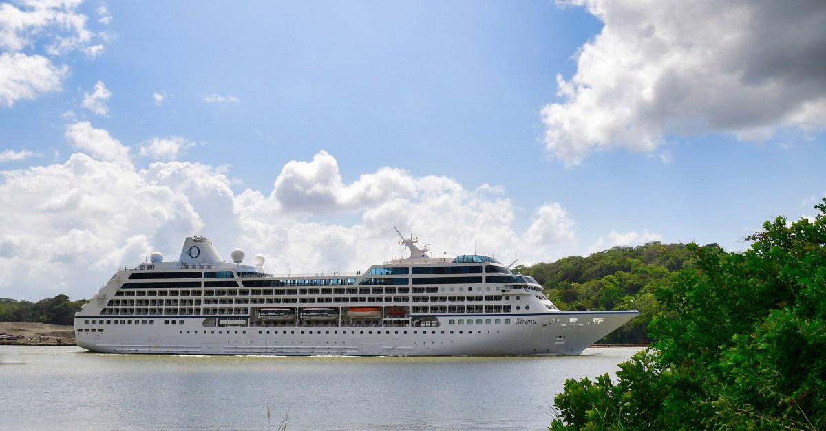 15-night Panama Canal cruise from $799