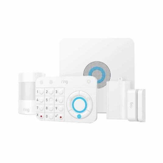5-piece Ring Alarm security kit for $107, free shipping