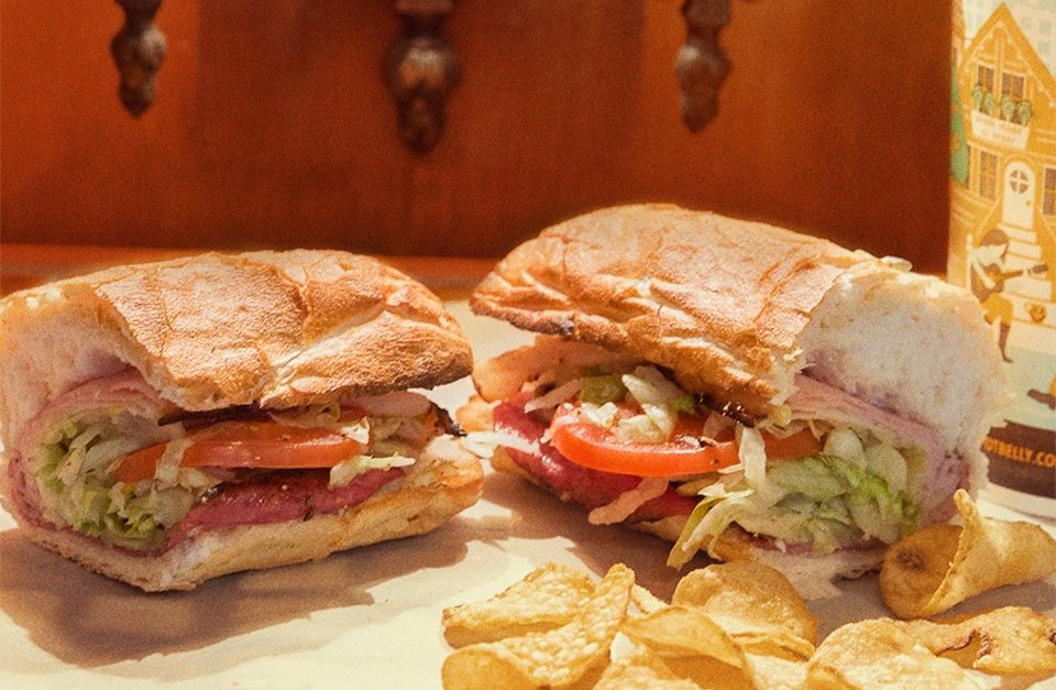 Potbelly Sandwich Shop: Buy one meal, get one FREE!