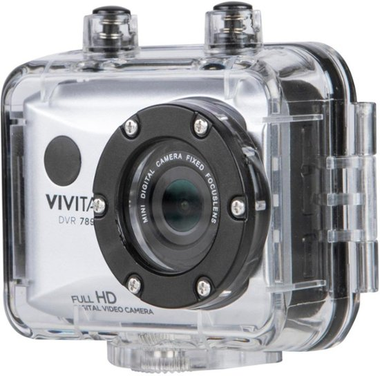 Today only: Action camera with remote for $25