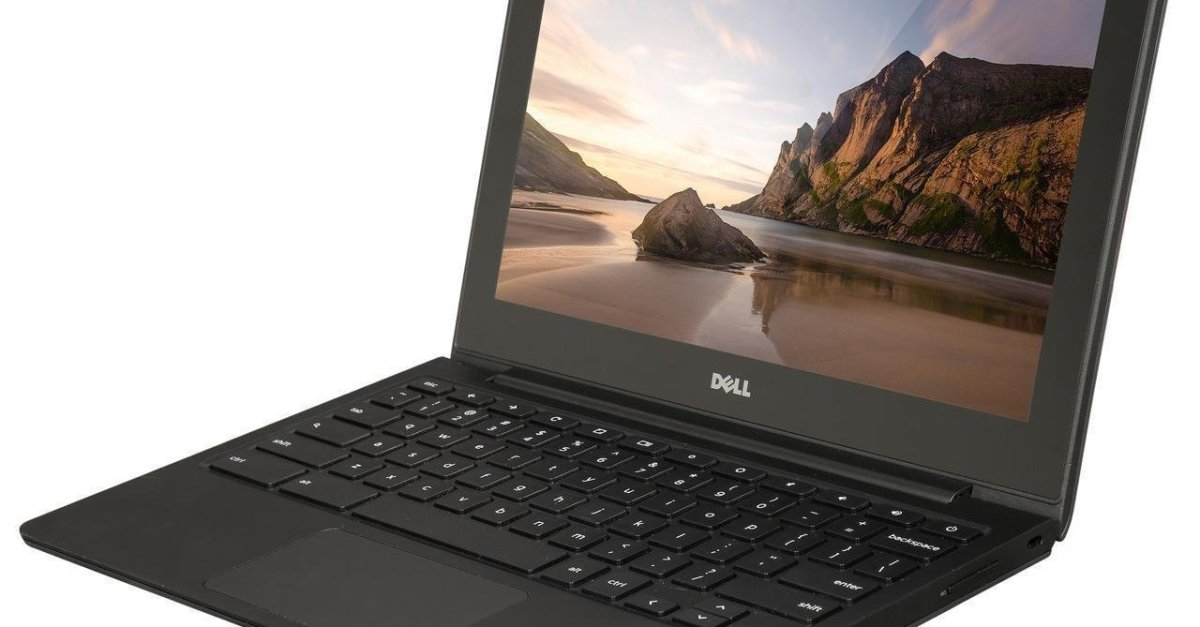 Dell 11.6″ refurbished Chromebook with 4GB memory for $110