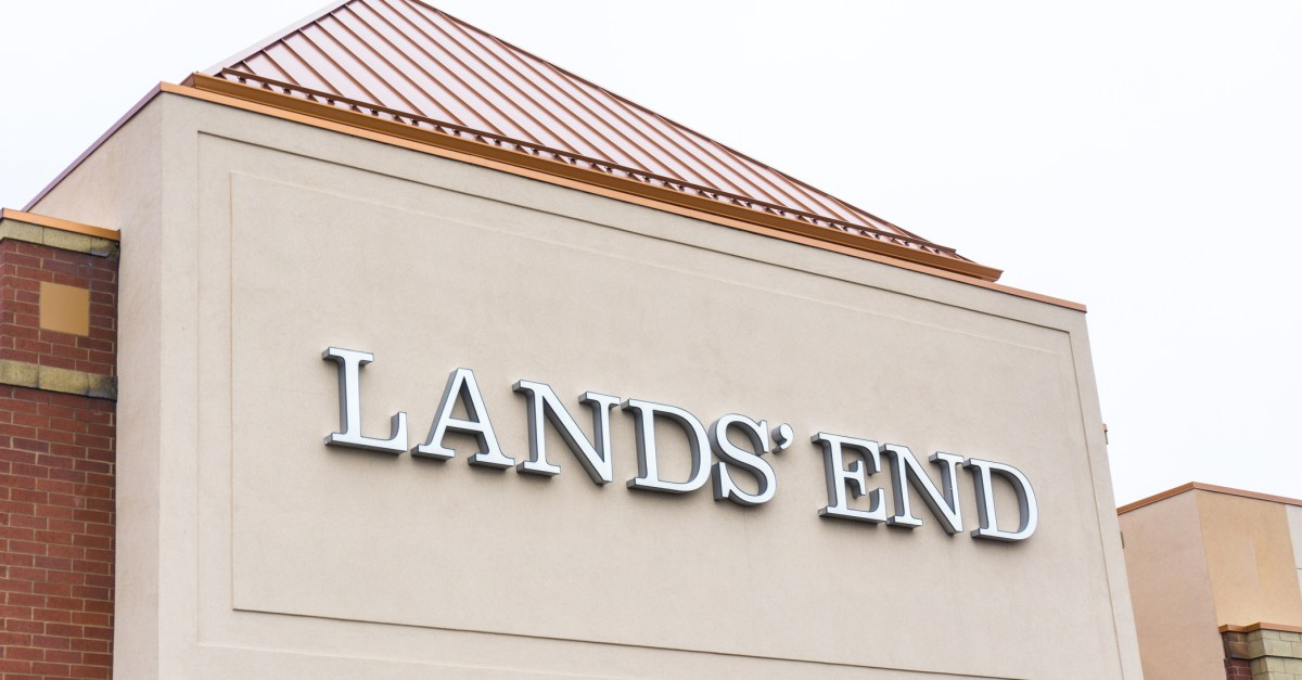 Lands End coupon: Take 50% off swimwear, water shoes and more plus more savings