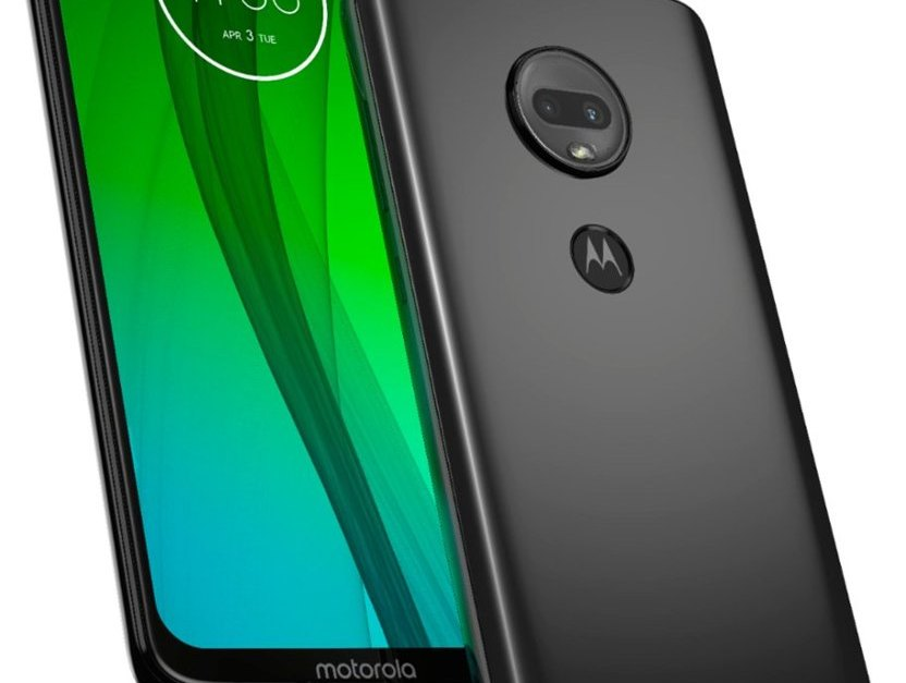 Moto G7 smartphone from $200, free shipping