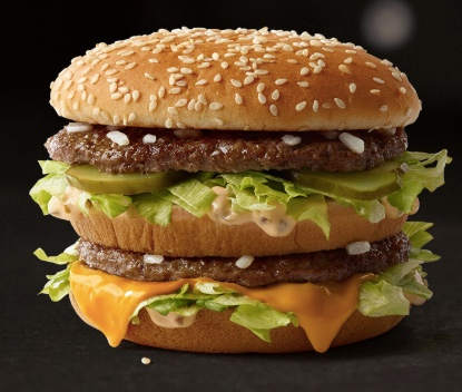 McDonald's: Buy one Big Mac, get one for 50 cents!