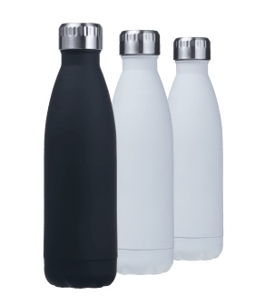 Today only: 3-pack of 17oz insulated water bottles for $17 shipped