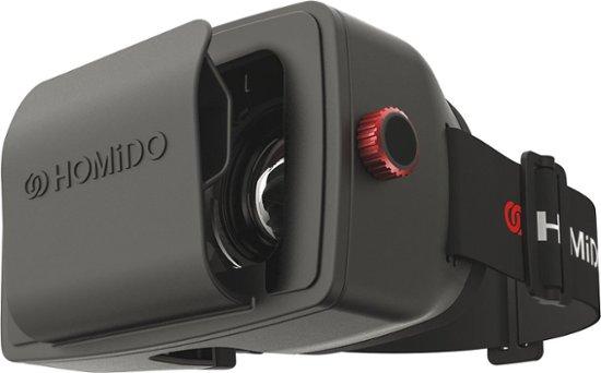 Homido V1 virtual reality headset for $11