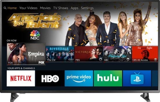 55″ Insignia 4K UHD HDR Fire smart TV for $250