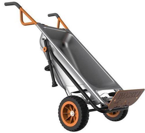 Worx Aerocart 8-in-1 wheelbarrow for $98, free shipping