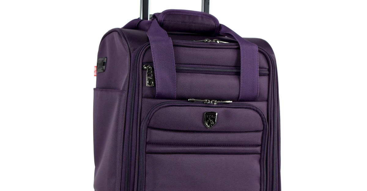 Traveler's Club underseat luggage from $25
