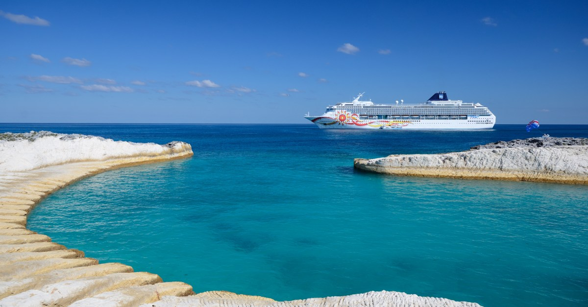 3-night Bahamas cruise on Norwegian from $199
