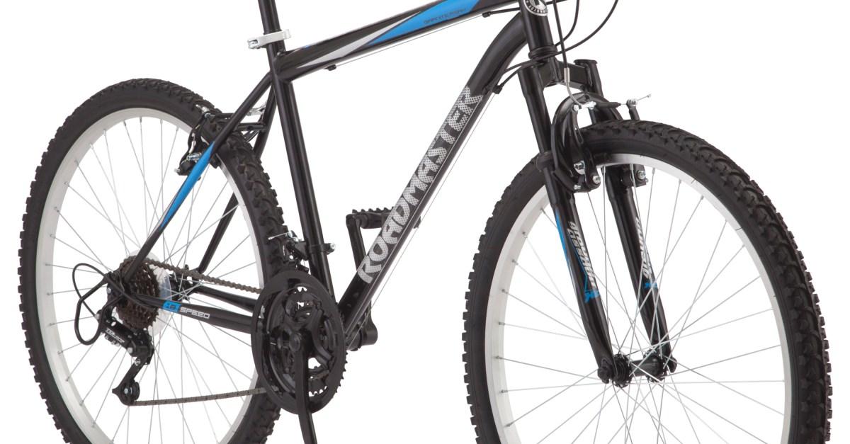 Men's mountain bike for $78, free shipping