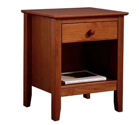 Today only: Easy Pieces single drawer end table for $44