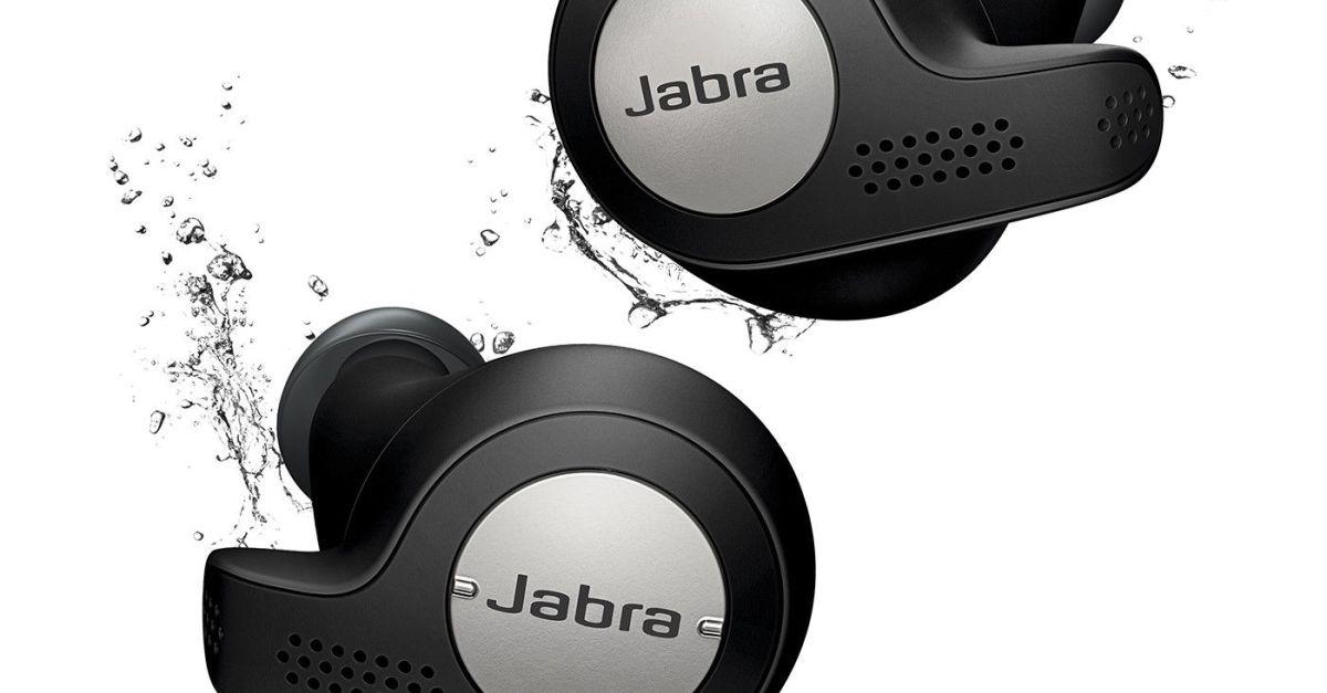 Refurbished Jabra Elite 65T True Wireless earbuds for $100, free shipping