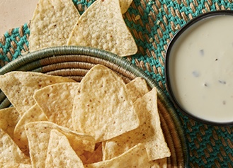 Enjoy FREE queso at On The Border