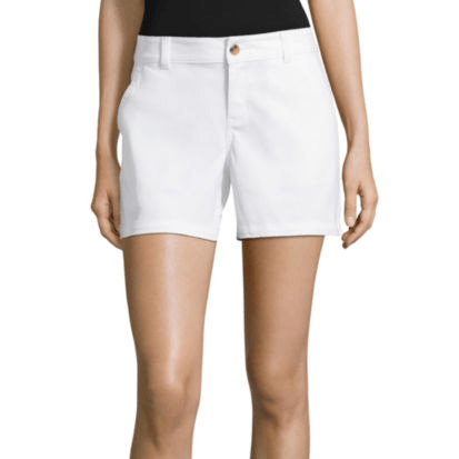 Buy one, get two FREE pairs of women's shorts at JCPenney