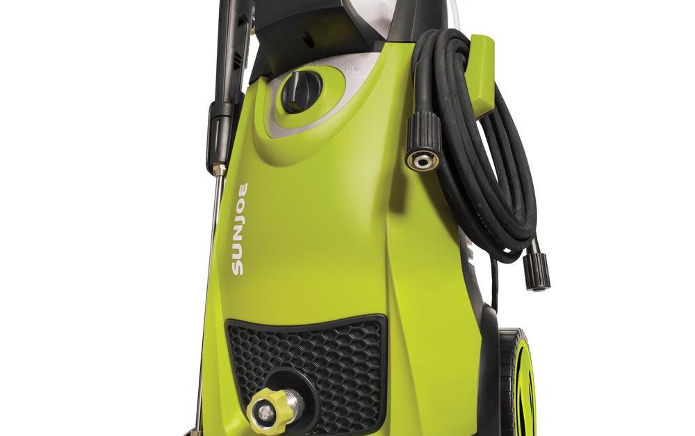 Today only: Sun Joe power tools and lawn equipment from $30