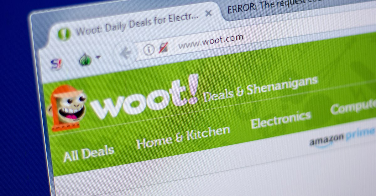 Save big during the Woot Garage Sale