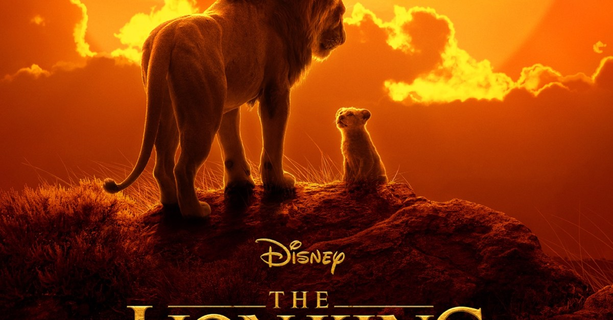 Get a FREE The Lion King movie ticket with Yoplait purchase