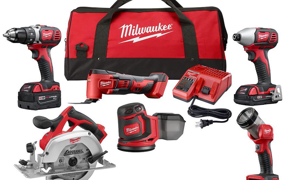 Today only: Save up to $300 on Milwaukee power tools and accessories
