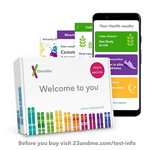 Save 35% on the 23andMe Health + Ancestry DNA test