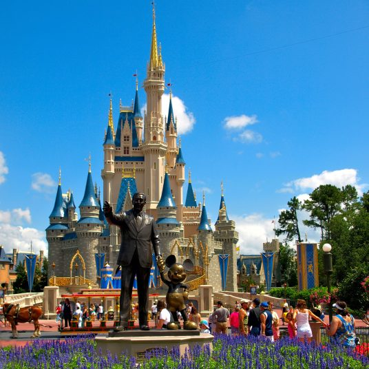 Disney tickets from $79 per day for fall/early winter