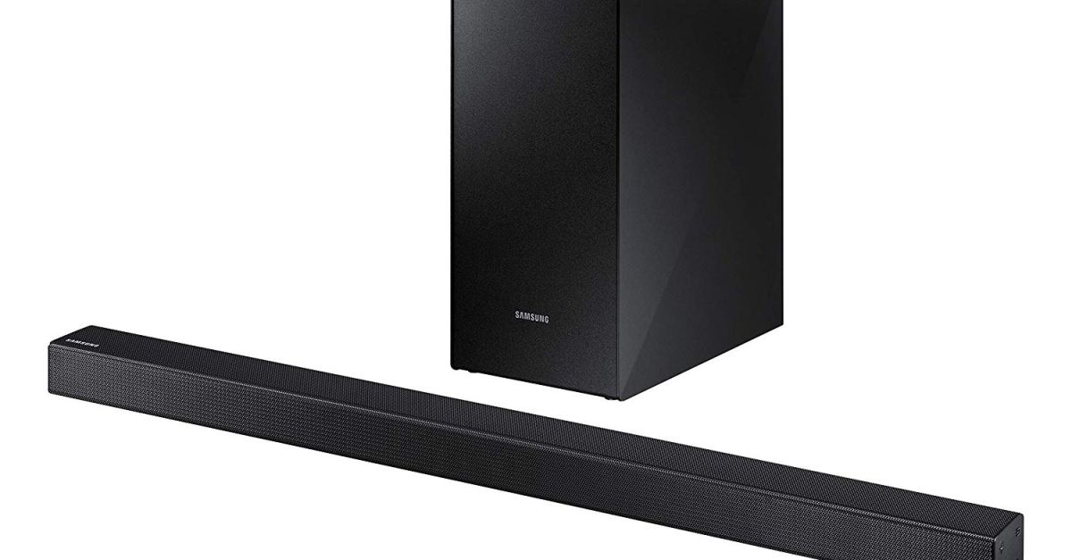 Prime members: Samsung MM45 series 2.1 channel wireless sound bar for $120