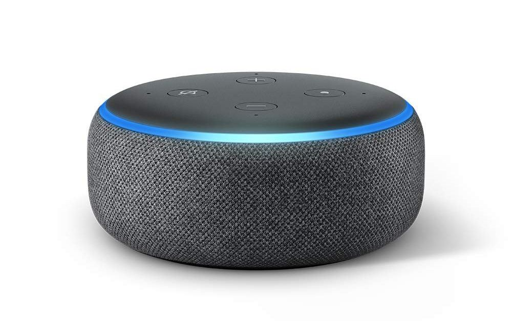 Get an Echo Dot for $5 with a $15 baby registry purchase