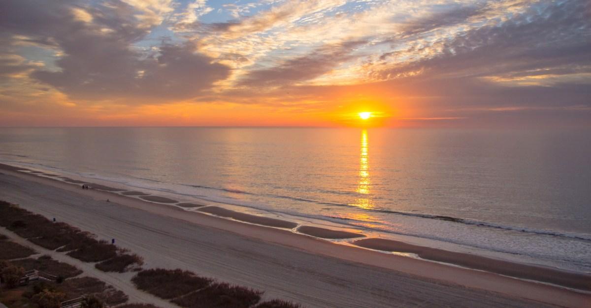 Myrtle Beach oceanfront resort from $69 per night
