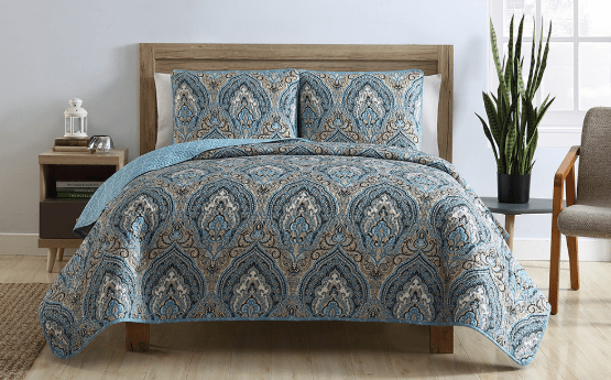 3-piece quilt sets from $24 shipped