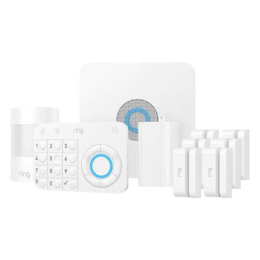 Costco members: Ring wireless 10-piece security kit for $180