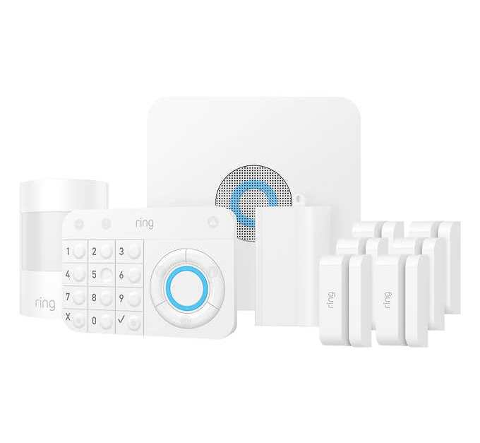 Costco members: Ring wireless 10-piece security kit for $190